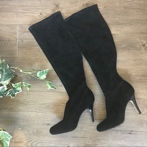 NWOT Cole haan Nike air knee high boots